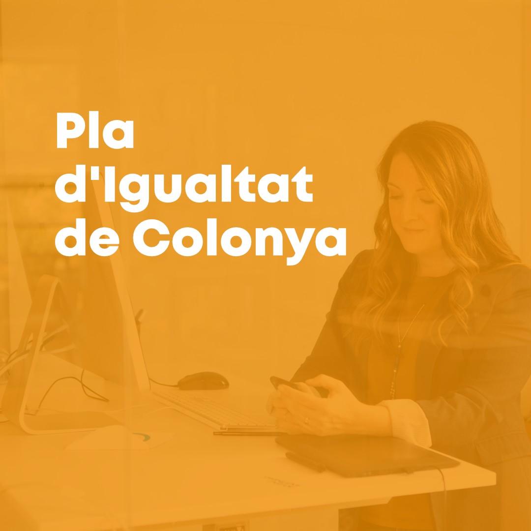 Plan de Igualdad de Colonya