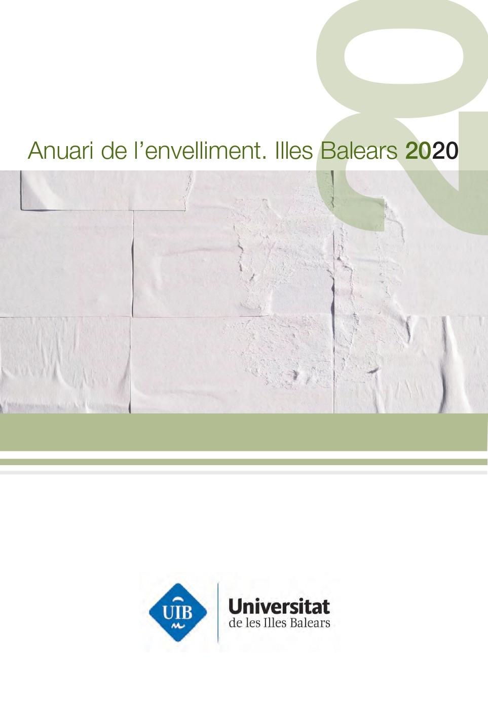 Nota de premsa sobre l'Anuari de l'envelliment, Illes Balears 2020