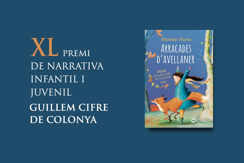La Fundació Guillem Cifre de Colonya convoca la quarantena edició del Premi de Narrativa Infantil i Juvenil Guillem Cifre de Colonya