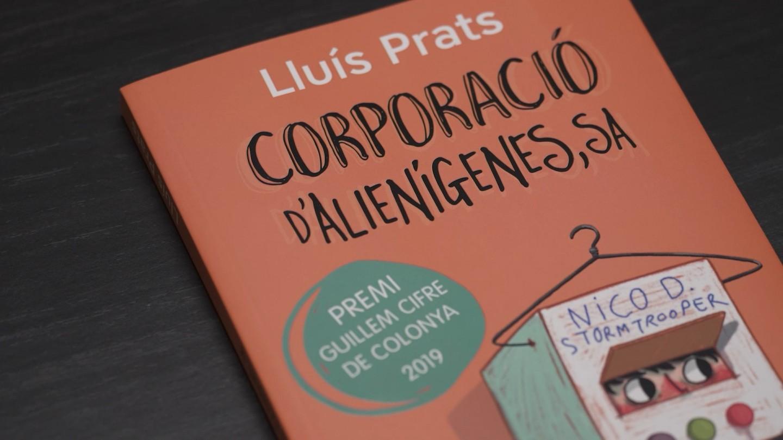 Encuentro Escritor-Escuela con Lluís Prats, autor de