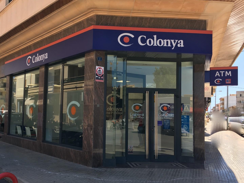 Nova ubicació per l'oficina de Colonya a Alcúdia