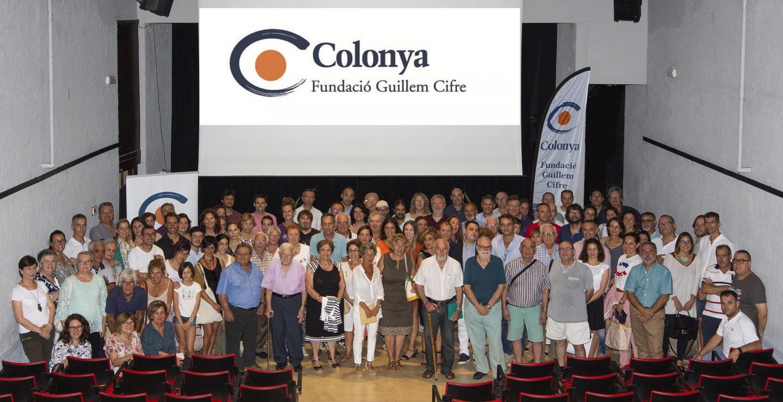La Fundació Guillem Cifre de Colonya celebra l'acte anual amb les entitats beneficiàries de l'Obra Social.