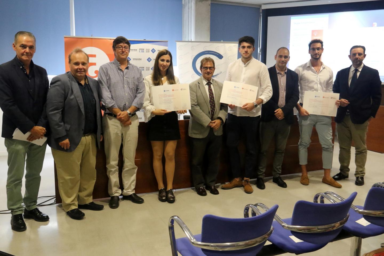 V edició del Premis del Col·legi d'Economistes de les Illes Balears al Talent Universitari UIB – Economia i Empresa