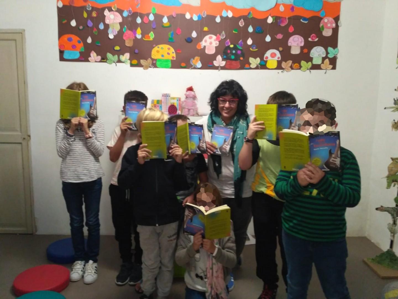 Colonya colabora con el Club de Lectura Infantil del casal de Can Llobera de Pollença