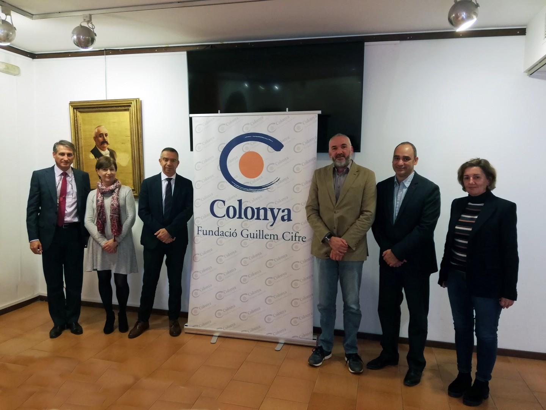 Colonya renova el conveni de col·laboració amb el Club Pollença