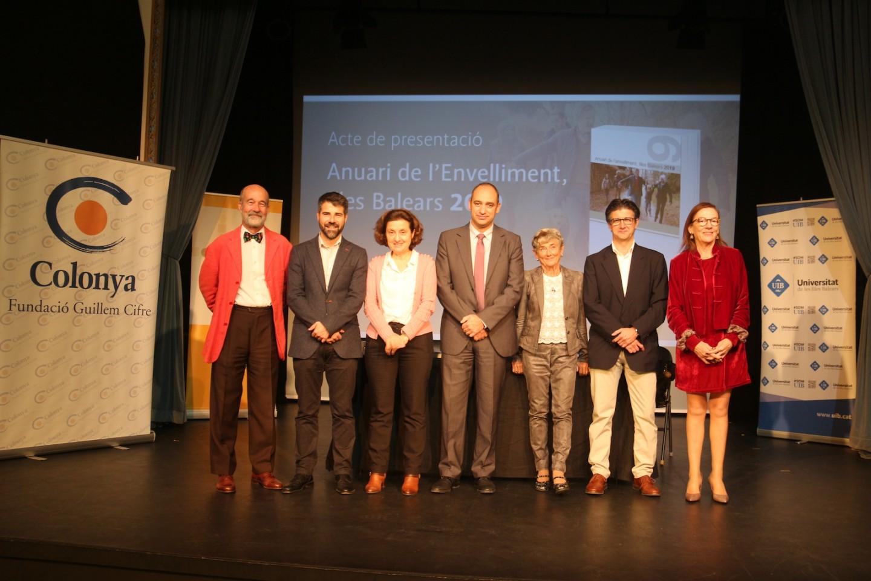 Colonya col·labora amb l'edició de l'Anuari de l'envelliment de les Illes Balears 2019