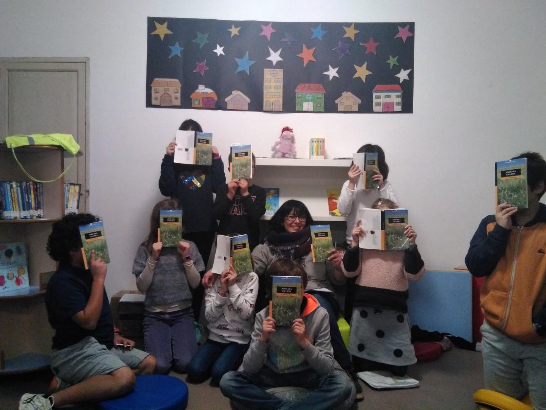 Colonya ha col·laborat amb el Club de Lectura Infantil