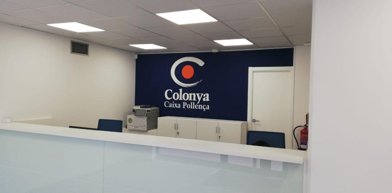 Apertura de nova oficina a Santa Eulàlia del Riu, Eivissa