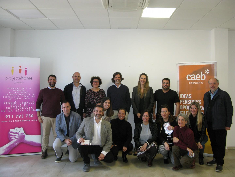 Colonya participa en les activitats de Networking de la CAEB